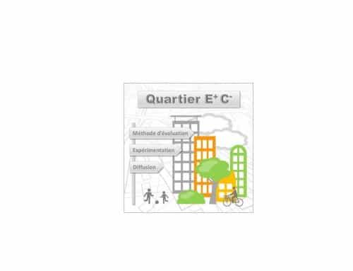 15 octobre – Lancement du programme collectif de recherche Quartier E+C-