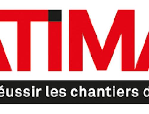 4 novembre – Batimat – Paris Nord Villepinte