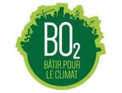 1 octobre – Congrès BO2 Bâtir pour le Climat – Paris